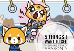 5 Things I Want To See In Aggretsuko Season 2